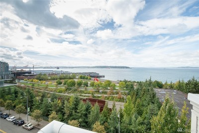 Condo/Townhouse For Sale: 3028 Western Ave #507