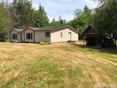 Belfair Single Family Home For Sale: 100 E Johnson Ridge Dr