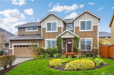 Bothell Single Family Home Contingent: 21917 41st Ave SE