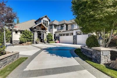 Issaquah Single Family Home For Sale: 3560 NE Harrison Dr