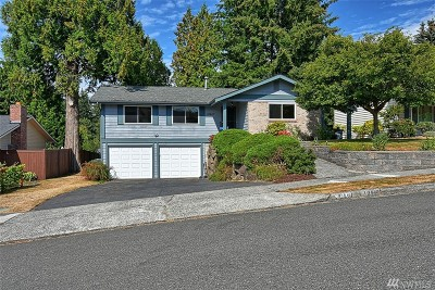 Bothell Single Family Home For Sale: 10440 NE 201st St