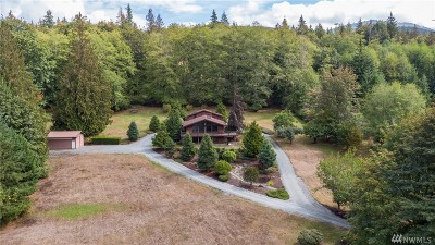 Skagit County Single Family Home Pending Inspection: 12597 East Lake Drive