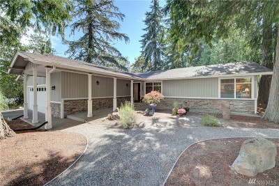 Sammamish Single Family Home For Sale: 2003 220th Ave SE