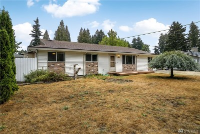 Olympia Single Family Home For Sale: 8306 58th Ave SE
