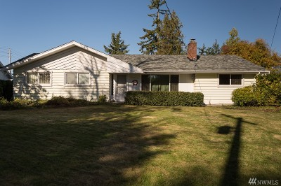 Enumclaw Single Family Home For Sale: 26816 SE 432nd St