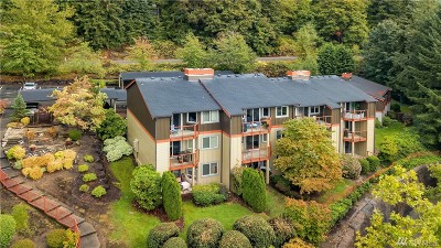 Bellevue Condo/Townhouse For Sale: 11058 NE 33rd Place #D1
