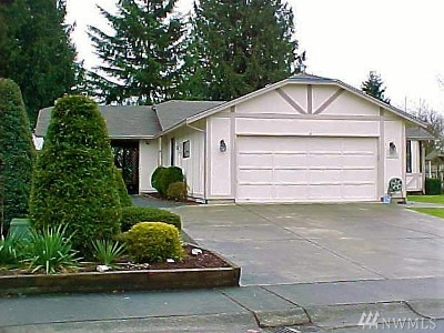 Marysville Single Family Home For Sale: 5806 93rd Place SE