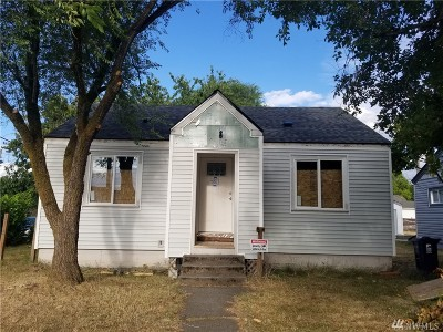 Tacoma Single Family Home For Sale: 4801 S Pine St