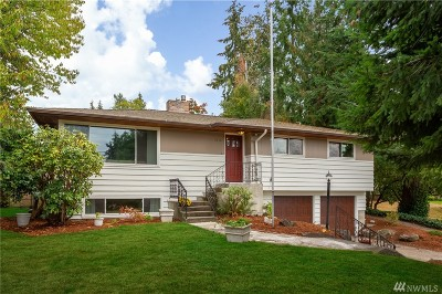 Edmonds Single Family Home For Sale: 22701 98th Ave W