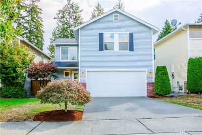 Bothell Single Family Home For Sale: 15309 35th Dr SE