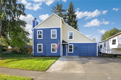 Single Family Home For Sale: 4918 35th St NE