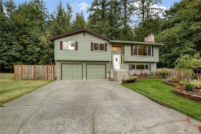 Marysville Single Family Home For Sale: 4119 107th Place NE