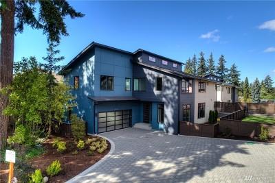 Kirkland Single Family Home For Sale: 8322 NE 119th St