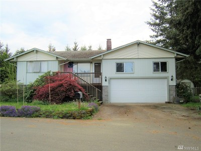 Centralia Single Family Home For Sale: 3006 Southgate Dr