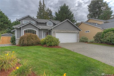 Tumwater Single Family Home For Sale: 1813 53rd Lp SE