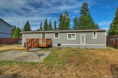 Bonney Lake Single Family Home For Sale: 21836 130th St E