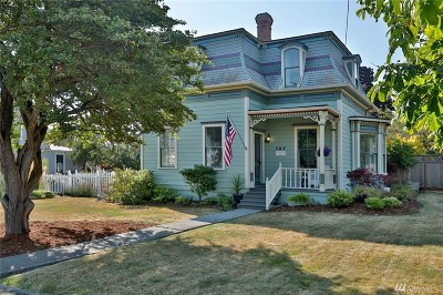 Coupeville Single Family Home For Sale: 101 NE 7th St