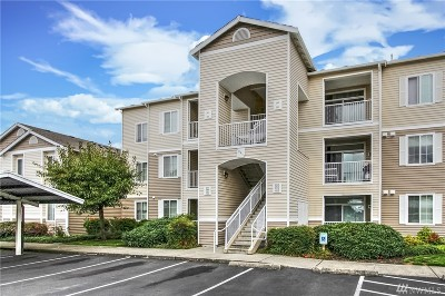Puyallup WA Condo/Townhouse For Sale: $190,000