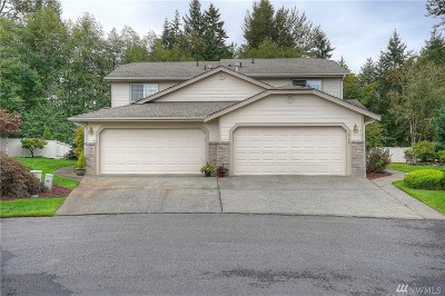 Puyallup Single Family Home For Sale: 13106 127th St Ct E