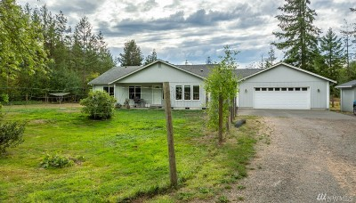 Winlock Single Family Home For Sale: 153 Florence Place