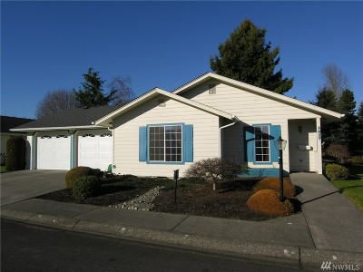 Centralia Single Family Home For Sale: 1217 Searle Dr