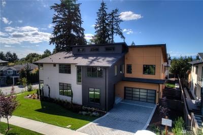 Kirkland Single Family Home For Sale: 11905 84th Ave NE