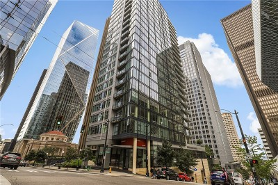 Condo/Townhouse For Sale: 909 5th Ave #804