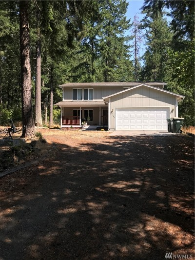 Yelm Single Family Home For Sale: 17406 Little Tree Ct SE