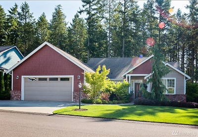 Thurston County Single Family Home For Sale: 520 Alma Lane SE
