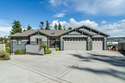 Anacortes Single Family Home For Sale: 1905 Lea Place
