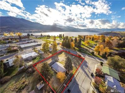 Chelan, Chelan Falls, Entiat, Manson, Brewster, Bridgeport, Orondo Residential Lots & Land For Sale: 325 W Highland Ave