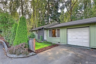 Bothell Condo/Townhouse For Sale: 1520 228th St SE #1A