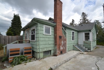 Snohomish County Single Family Home For Sale: 3809 Wetmore Ave