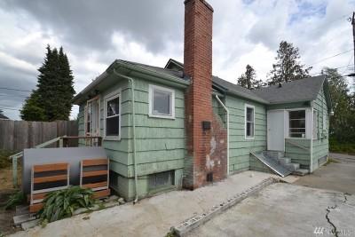 Everett Single Family Home For Sale: 3809 Wetmore Ave