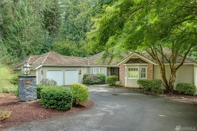 Sammamish Single Family Home For Sale: 24223 NE 7th Place
