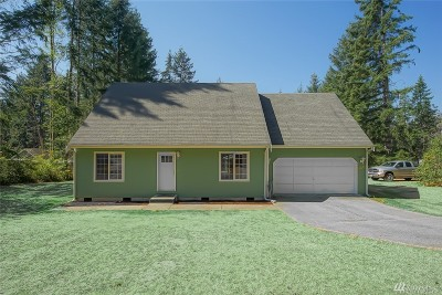 Gig Harbor Single Family Home For Sale: 15810 174th Ave NW