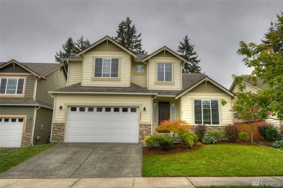 Lacey Single Family Home For Sale: 9337 Stevens Ct NE