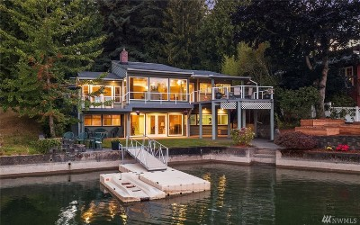 Gig Harbor Single Family Home For Sale: 11122 31st St NW