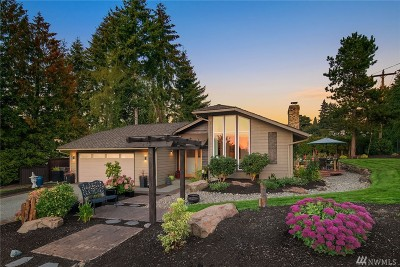 Kirkland Single Family Home For Sale: 6006 105th Ave NE