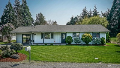 Centralia Single Family Home For Sale: 3400 Galvin Rd