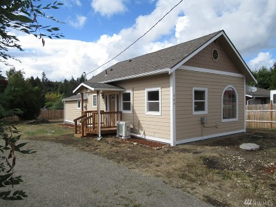 Tenino Single Family Home For Sale: 569 Highway 507 S