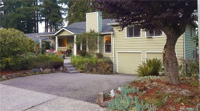 Redmond Single Family Home For Sale: 7224 134th Ave NE