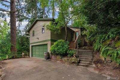 Shoreline Single Family Home For Sale: 17839 24th Ave NE