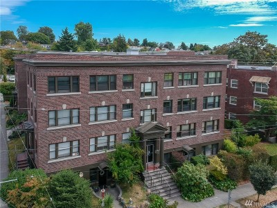 Condo/Townhouse Sold: 1136 13th Ave #308