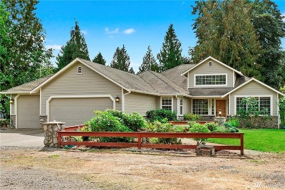 King County Single Family Home For Sale: 28705 SE 258th St