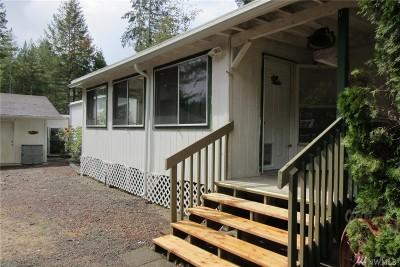Mason County Single Family Home For Sale: 310 NE Snowcap Dr