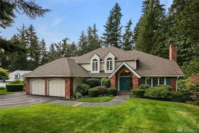 Woodinville Single Family Home For Sale: 15013 NE 167th St