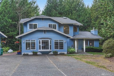 Poulsbo Single Family Home For Sale: 12856 Central Valley Rd NE