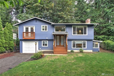 Woodinville Single Family Home For Sale: 15714 173rd Ave NE