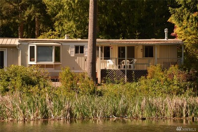 Bellingham Mobile Home For Sale: 4915 Samish Wy
